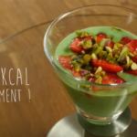 Cocktail pastèque-vodka-menthe