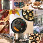 Pavillon Cambon pour un challenge culinaire avec l'Atelier des Chefs pour le Groupe Renault.