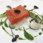 Tortellini au homard et à l'encre de seiche, by Zizzi, Hygh Wycombe