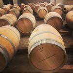 Visite des caves de Byrrh, à base de vin généreux et de quinquina, Thuir